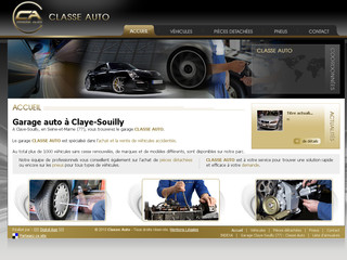 Classeauto.fr - Garage Claye-Souilly (77) : Classe Auto