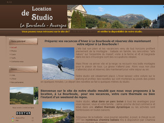 Location de vacances à La Bourboule - Location-labourboule.informatique-video.fr