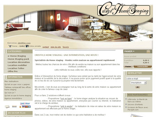 Cristyls Home Staging - Vendre sa maison ou son appartement rapidement - Cristyls-home-staging.com