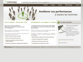 Gestion des potentiels - Evaluation-des-potentiels.fr