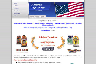 Jukebox-topprices.com : Jukebox