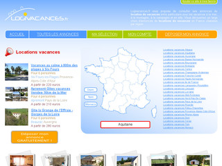 Logivacances - Location de vacances en France