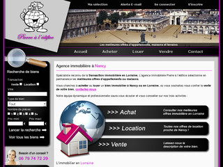 Agence Immobiliere Nancy Immo | Nancy-immo.fr