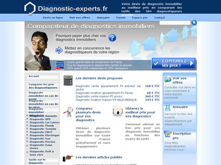 Diagnostic immobilier avec diagnostic experts | Diagnostic-experts.fr