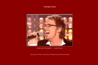 Christophe Willem The Turtle Attitude - photos