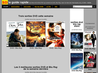 Guide rapide dvd blu ray - Guide-rapide.com
