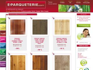 promotion parquet massif e parqueterie. Black Bedroom Furniture Sets. Home Design Ideas