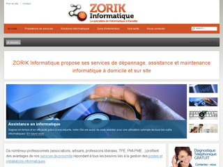 Zorik Informatique région PACA - Zorikinformatique.fr