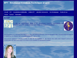 EFT - Emotional Freedom Technique à Lyon - Eft-technique.com