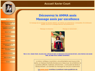 Formation massage assis - Xaviercourt.com