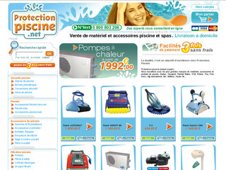 Protection-piscine.net : Sécurite piscine