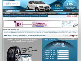 elite pneus vendeur de pneus neufs sur internet elite. Black Bedroom Furniture Sets. Home Design Ideas