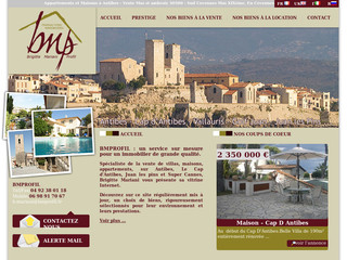 BM Profil - Immobilier Antibes - Bmprofil.fr
