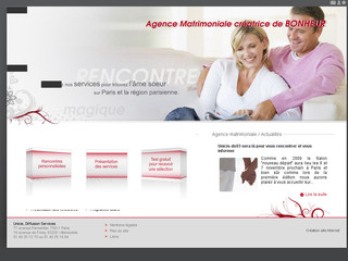 Agence Matrimoniale Paris - Unicis-ds93.com