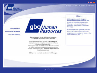 GBO Human Resources - Gbo.fr