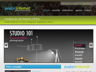 Création de sites Internet à Paris par Avalon - Site-internet-paris.fr