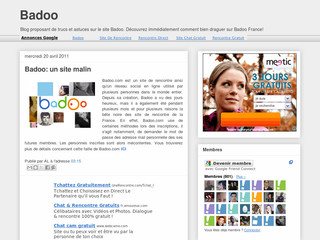 Badoo France rencontre - Blogbadoo.com