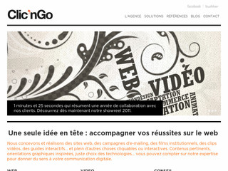 Agence de communication interactive - Clicngo.com