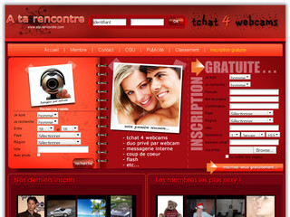 Tchat webcam 100% gratuit - Ata-rencontre.com