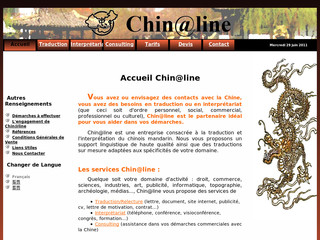 Sourcing, Traduction et Interprétariat du chinois - Chinaline.fr