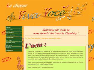 VIVA VOCE, ensemble vocal des AIL de Rousset 13790