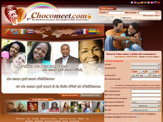 Chocomeet.com - Rencontre entre Black