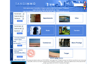 Immobilier Maroc - Tanger Immobilier