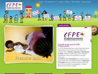 Centre Français de Protection de l'Enfance Etablissements - Cfpe-etablissements.fr
