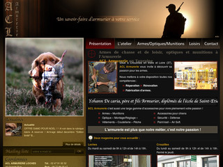 ACL Armurerie - Armes-chasse-loisirs.com