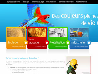 Traitement des surfaces en Tunisie - Metaloepoxy.com