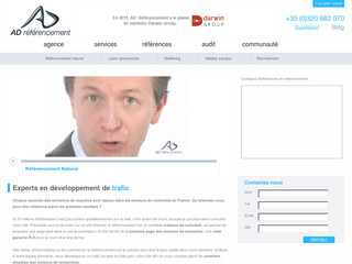 Ad-référencement, conseil en search marketing - Ad-referencement.com