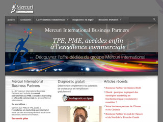 Conseil en marketing opérationnel - Mercuri International Business Partners - Mercuri-bp.com