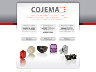Cojema - Moules et injection plastique