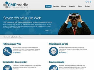 Performance Marketing Web - Cmpmedia.ca