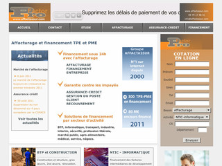 Affacturage - Solutions d'affacturage aux entreprises - Affactassur.com