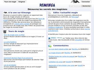 tour de magie kimunga.com