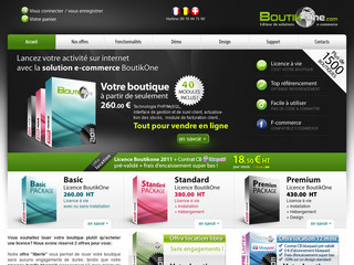 BoutikOne Solutions e-commerce - Boutikone.com