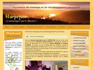 Formation de massage en Ardèche - Massage-formation.fr