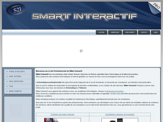 SMart Interactif Professionnels - Pro.smart-interactif.com