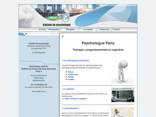 Psychologue Paris - Psychologue-a-paris.com