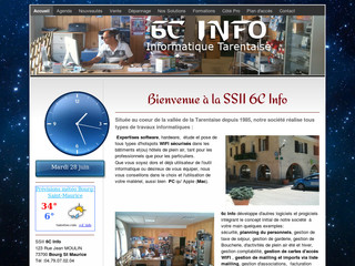 6C Info : informatique en tarentaise
