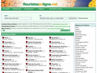 Fleuristes en ligne livraison de fleurs for Fleuristes en ligne