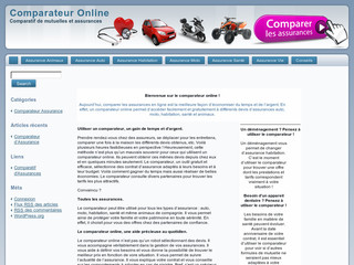 Comparateur d'Assurance Online - Comparateuronline.com
