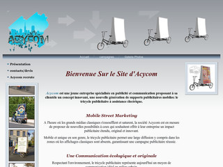 Acycom communication mobile - Acycom.fr