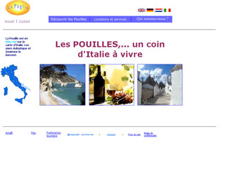 Pouilles.be - Locations en Italie du sud