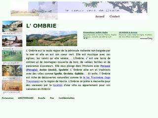 Ombrie.be - Locations dans le centre de l'Italie