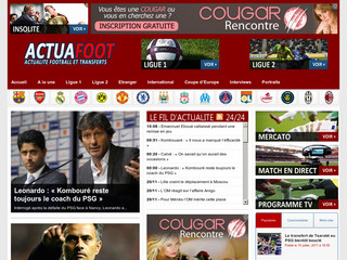 Actuafoot.fr - Actualité Foot, Football