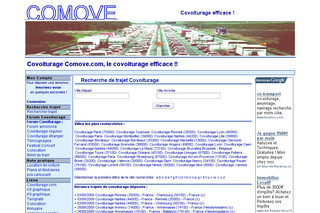 Comove.com : Covoiturage