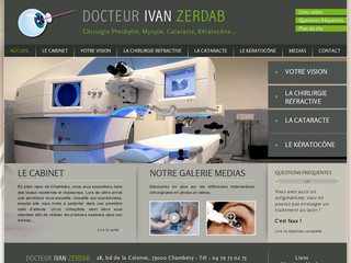 Chirurgie des yeux - Ophtalmologie- operation-zerdab.fr