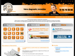 Cds expertises - Diagnostics immobiliers - Cdsexpertises.fr